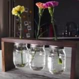 Návod na výrobu originálneho stojanu na kvety