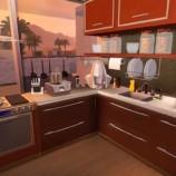 Virtuálna interiérová inšpirácia z hry The Sims 3