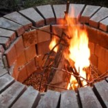 Ako vyrobiť bezpečné ohnisko?