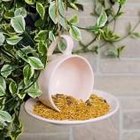 Superjednoduché kŕmidlo pre vtáky
